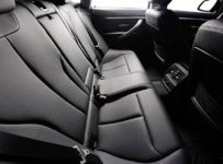 skórzana tapicerka w samochodzie