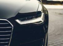 czarny lakier samochodowy
