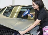 oklejanie samochodów