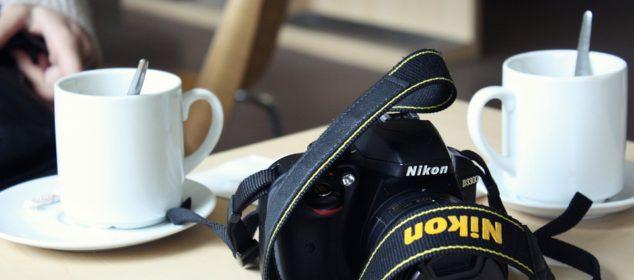 bezlusterkowiec Nikon